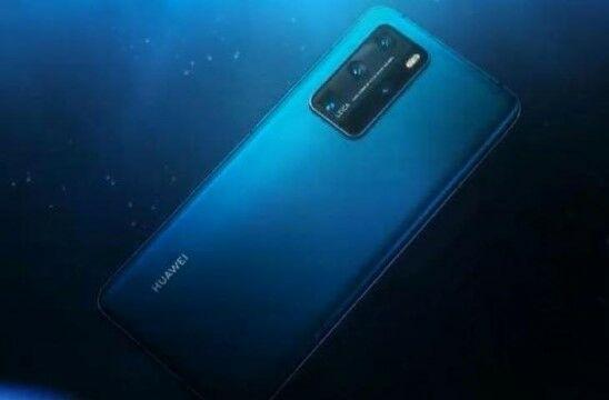 Launching Huawei P40 Pro Dan P40 Db7be