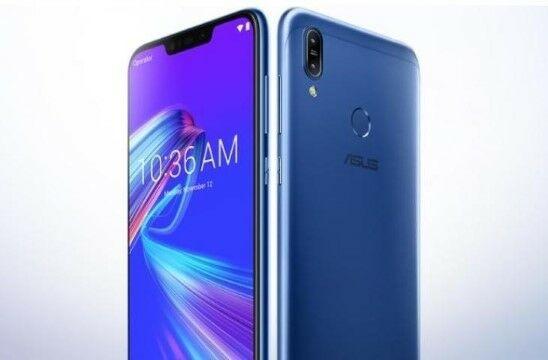 ASUS Zenfone Max M2 Desain Dan Layar F3fe5
