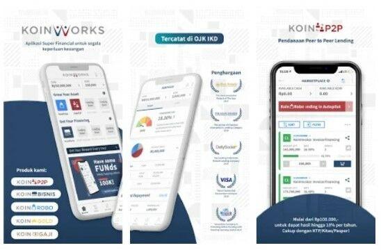 Aplikasi Investasi Emas 22025