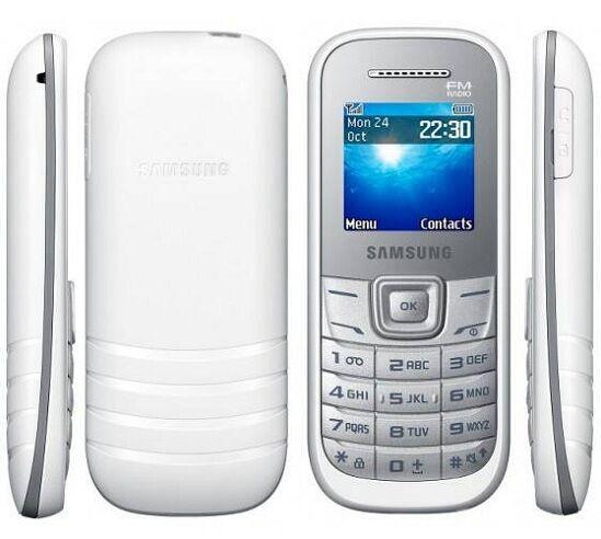 Samsung E1205 Keystone