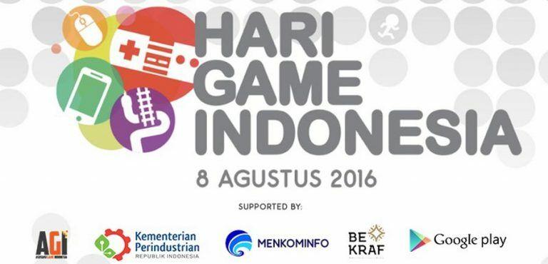 Berbagai Elemen Game Siap Ramaikan Hari Game Indonesia ...