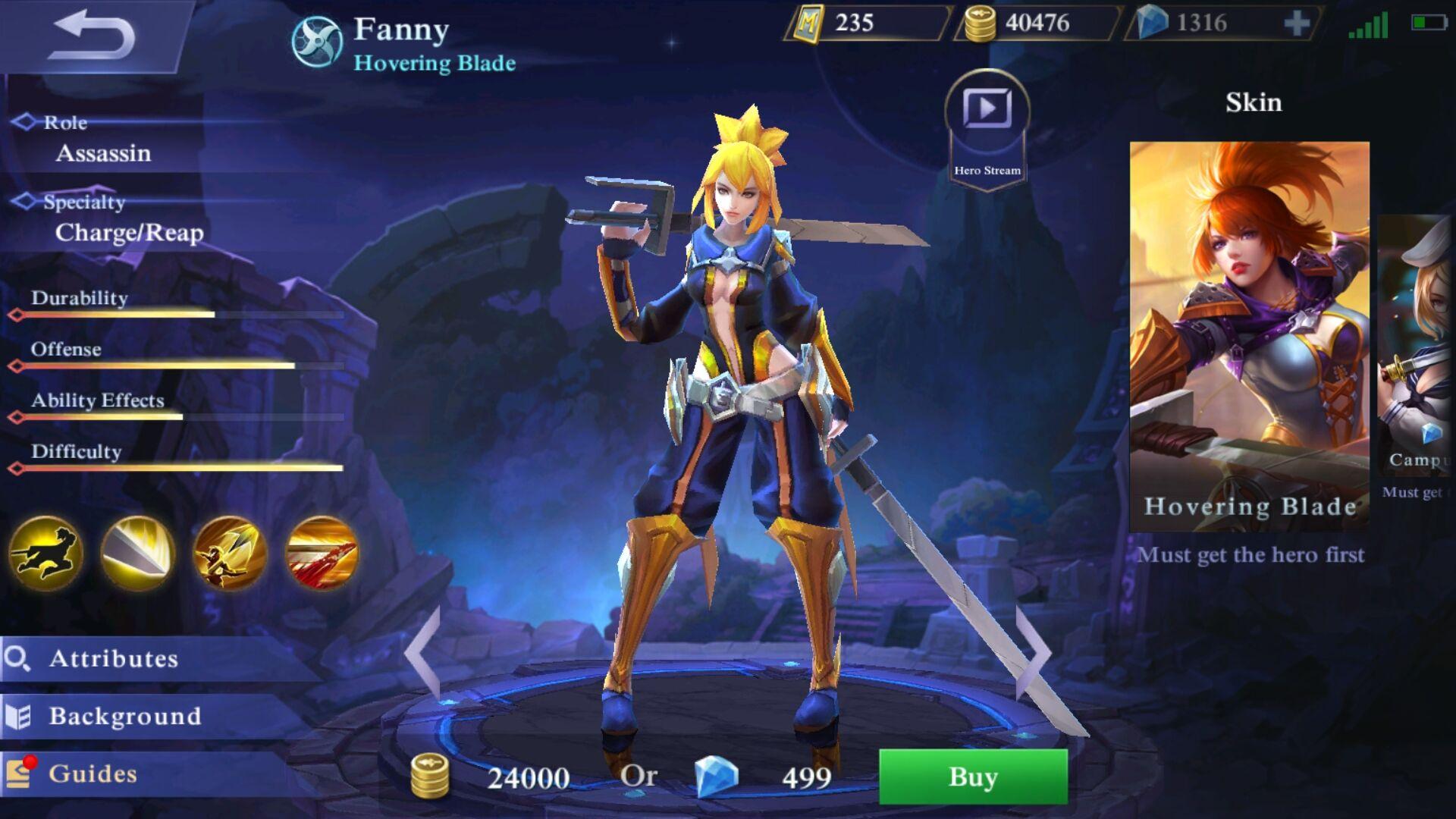Hero Cewek Mobile Legends