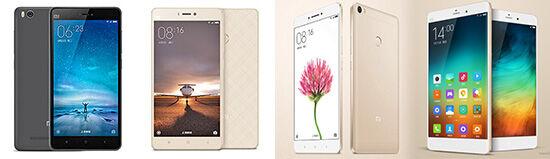 Xiaomi Smartphone Nougat