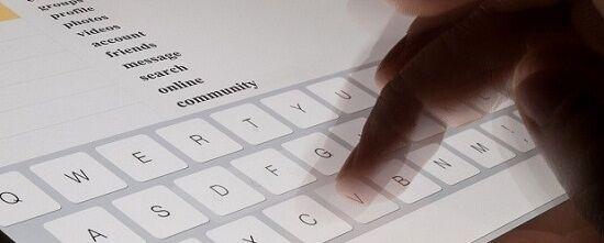 Keystroke Bisa Dilacak oleh Hacker
