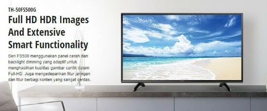 Harga Smart Tv Panasonic 3 84046