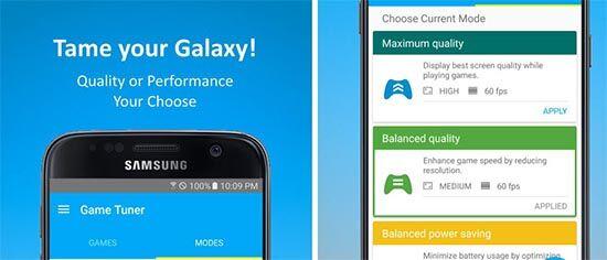 Game Tuner Galaxy S6
