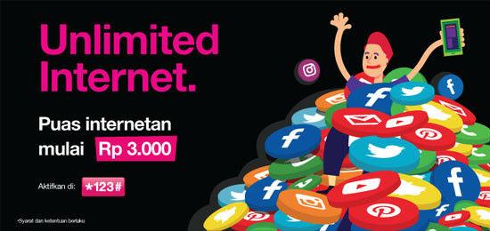 Paket Internet Tri Unlimited 5c6e7