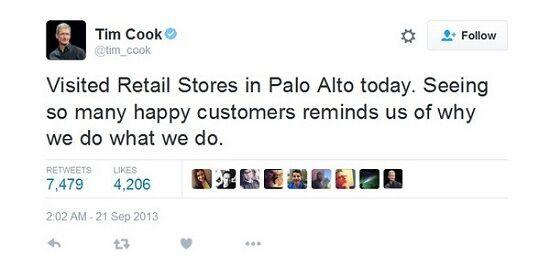 Kicauan Twitter Bersejarah 8