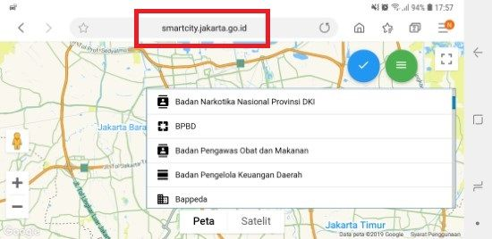 Cara Pantau Cctv Jakarta 1 F460f