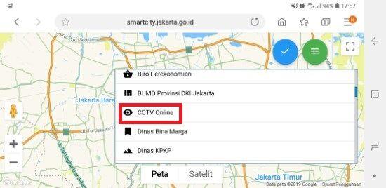 Cara Pantau Cctv Jakarta 2 Fef4e