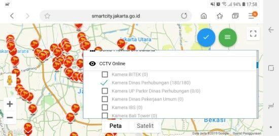 Cara Pantau Cctv Jakarta 3 Dc642