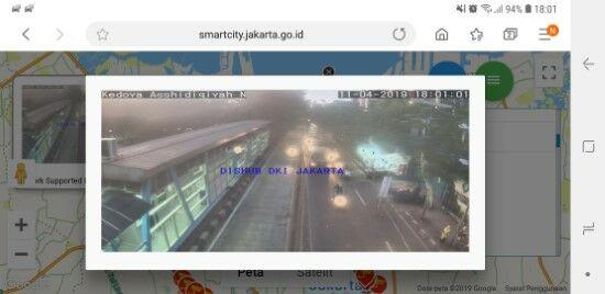 Cara Pantau Cctv Jakarta 5 43237