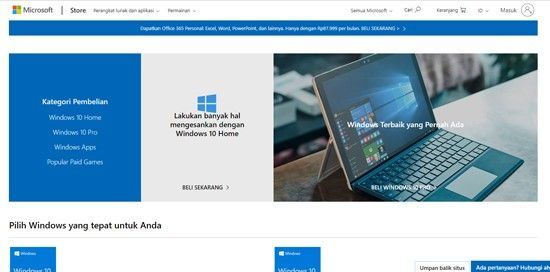 Cara Aktivasi Windows 10 Permanen Di Pc Laptop Jalantikus