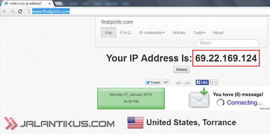 Cara Mengganti Ip Address Ke Negara Lain 3