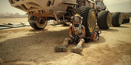 Martian End