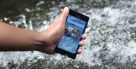 Review Sony Xperia M2 Aqua