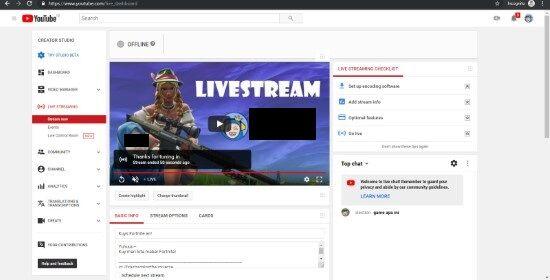 Cara Live Streaming Youtube 1 F07f9