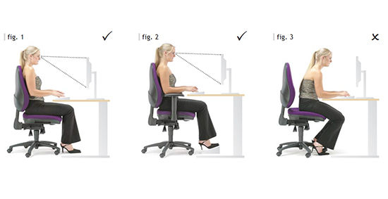 Duduk Yang Benar