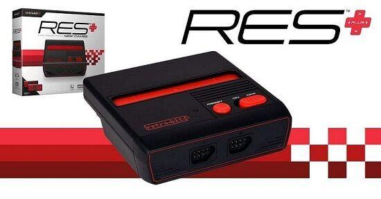 Retro Bit RES Plus 1981b