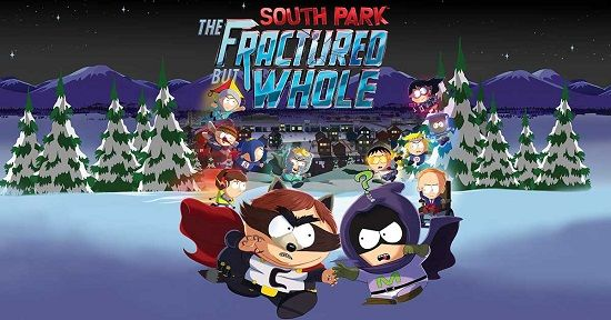 South Park The Fracture But Whole 5eaf9