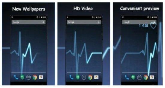Aplikasi Kesehatan Di Android Instant Heart Rate