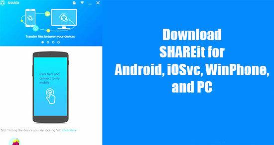 Aplikasi Shareit 6