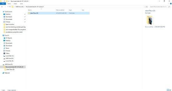 Cara Mengembalikan File Yang Terhapus Di Flashdisk 7 96509