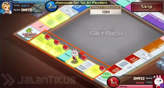 Color Monopoly Get Rich