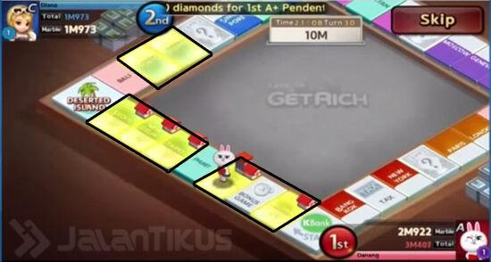 Triple Monopoly Get Rich