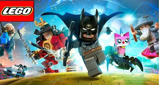 LEGO Games B9b9a