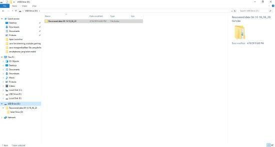 Cara Mengembalikan File Yang Terhapus Di Flashdisk 6 C3797