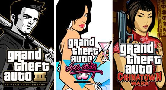 Gta Iii Gta Vice City Max Payne