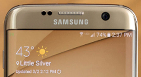 Galaxy S8 Pict