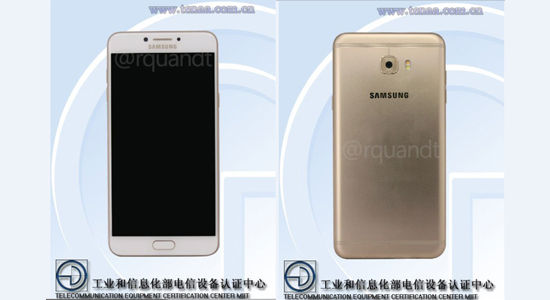 Bocoran Samsung C7 Pro