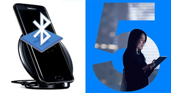 Bluetooh 5 Samsung