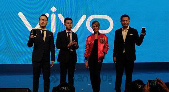 Peluncuran Vivo V5 Indonesia