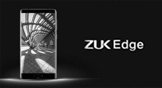 Zuk Edge Titanium Black