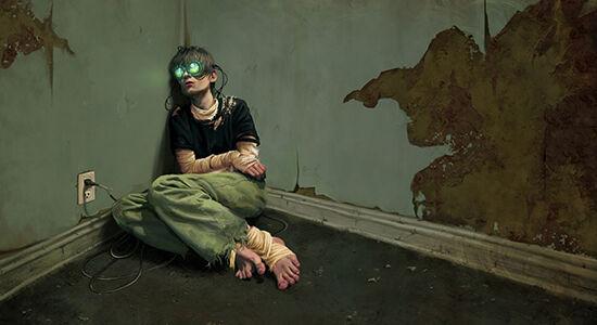 Kecanduan Virtual Reality