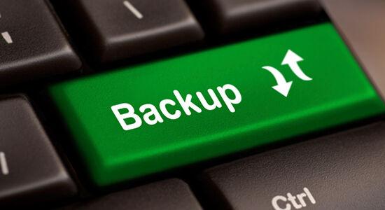 Backup Data dan Dokumen