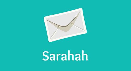 Aplikasi Sarahah 06