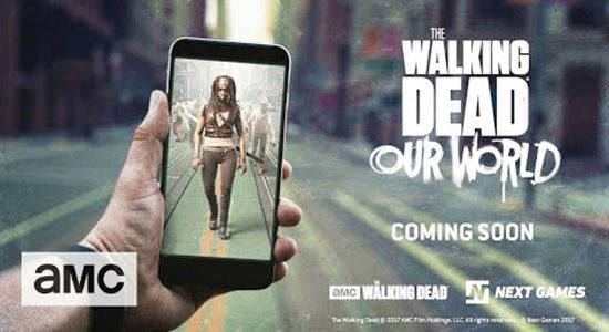 Game The Walking Dead Ar 01