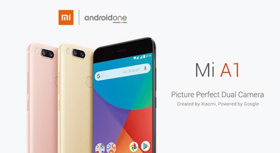 Keunggulan Xiaomi Mi A1 01