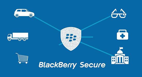 Blackberry Secure 01