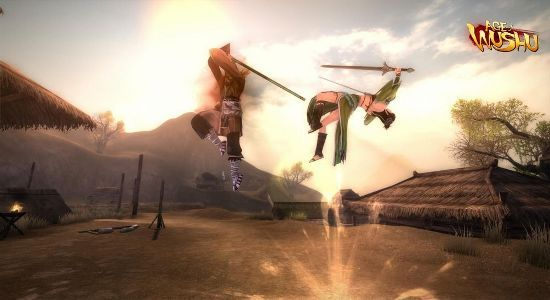 Website Dan Trailer Age Of Wushu Online Indonesia 1