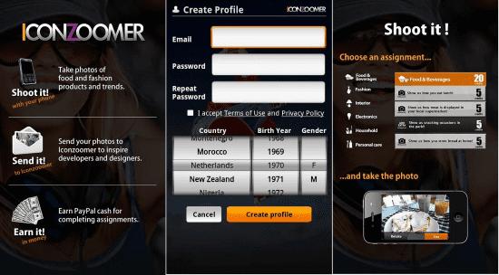 Iconzoomer Aplikasi Penghasil Uang 1
