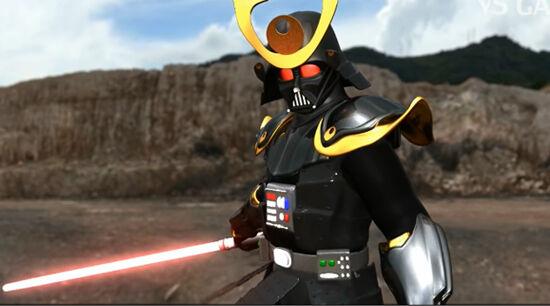 Kamen Rider Vs Darth Vader 2