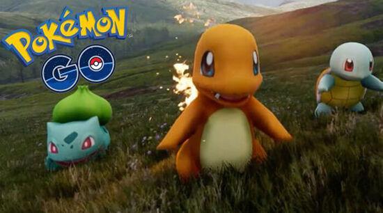 Game Apk Pokemon Go