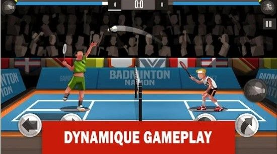 Game Badminton League 738f9