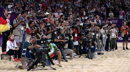 Aksi Berani Para Fotografer Olahraga 16