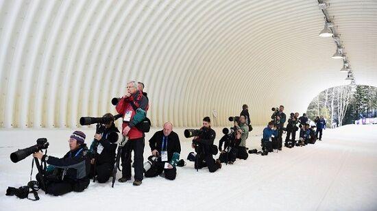 Aksi Berani Para Fotografer Olahraga 10